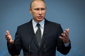 Путин не советует Западу переходить «красную черту» в отношениях с Россией